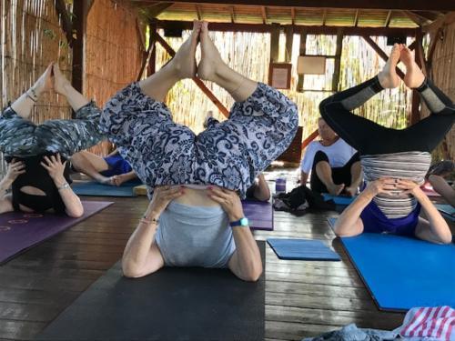 Yoga Retreat, Turkey
