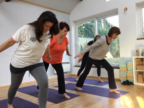 Mindful Flow Yoga in Fareham